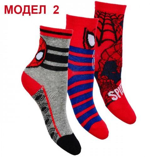 Чорапи Spiderman 3 бр.