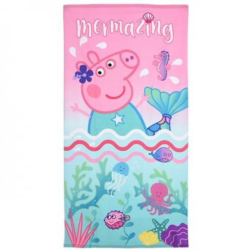 Плажна кърпа Peppa Pig