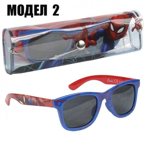 Очила Спайдърмен с калъф