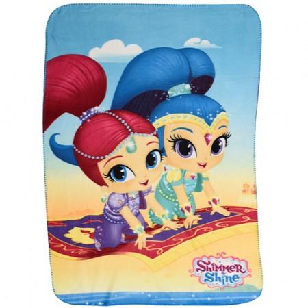 Поларено одеяло Искрица и Сияйница