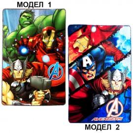 Поларено одеяло Avengers