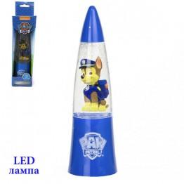 LED лампа Пес Патрул