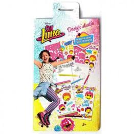 Комплект шаблони Soy Luna