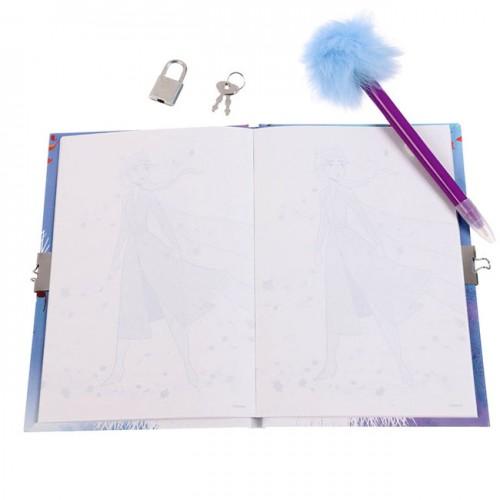 Таен дневник Frozen 2