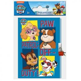 Таен дневник Paw Patrol