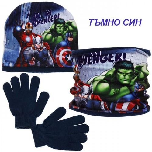 Комплект 3 ч. Avengers