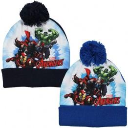 Зимна шапка Avengers