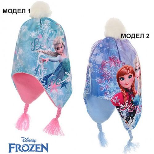 Шапка  Frozen