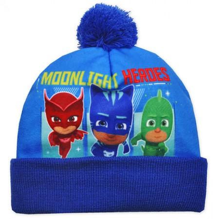 Зимна шапка PJ Masks
