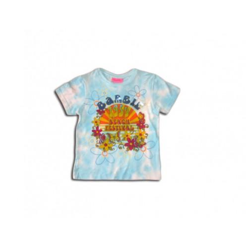 Блуза Барби преливащи цветове