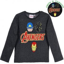 Блуза Avengers светеща