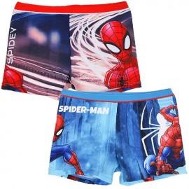 Бански боксер Spiderman