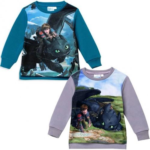Блуза Драконите от Бърк