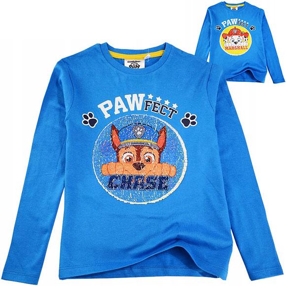b7f1eb5cf74 Блуза Paw Patrol пайети