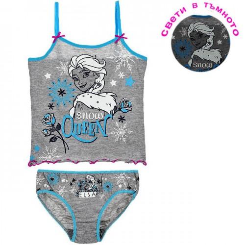 Комплект потник и бикини Frozen