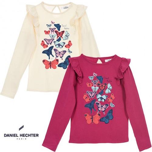 75b6f5b01db Детски дрехи - блузи и туники с дълъг ръкав за момичета
