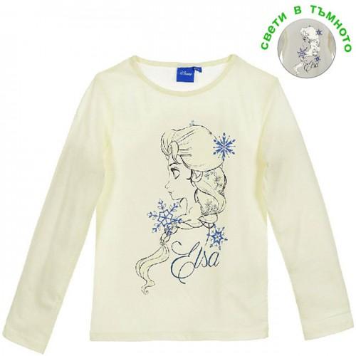 Светеща блуза Елза от Frozen