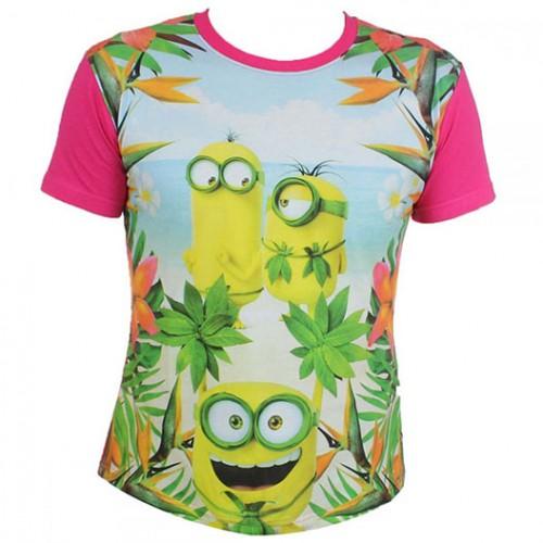Блуза с Minions