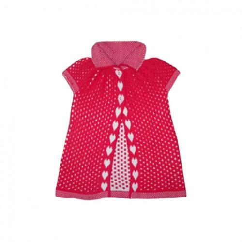 Плетена жилетка