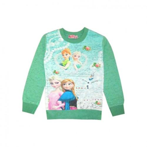 Плътна блуза с Frozen
