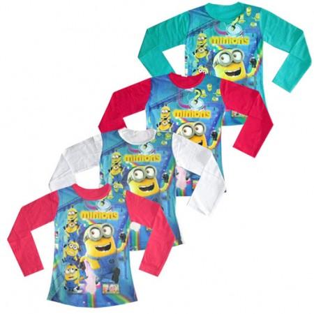 Блуза с Миньоните