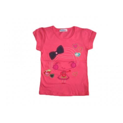Блуза WatchMe с бродерия