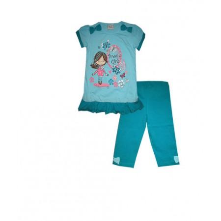 Комплект Breeze момиче с панделки