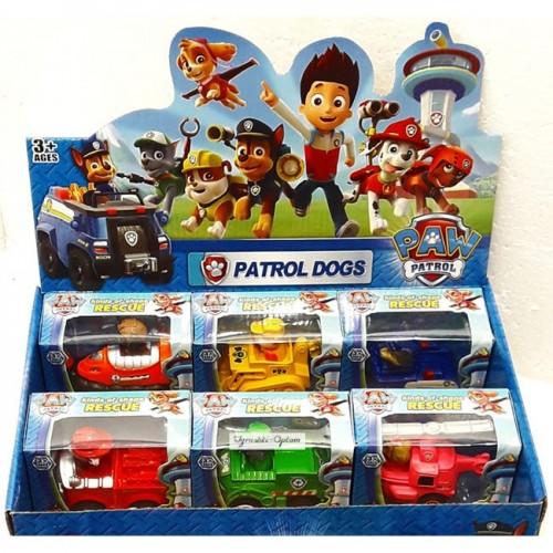 6 фигури Paw Patrol комплект
