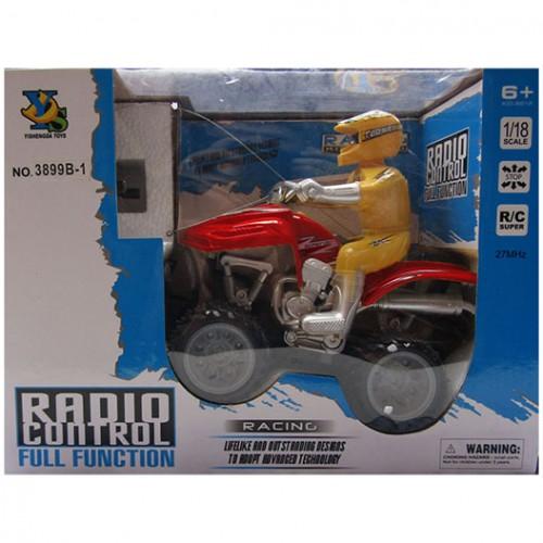 АТВ с радио контрол и зарядно