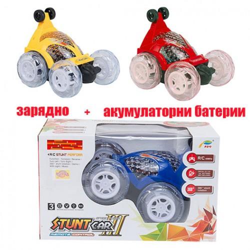 Луда кола с R/C и зарядно