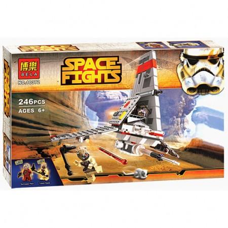 Строител  Space fights 246ел.