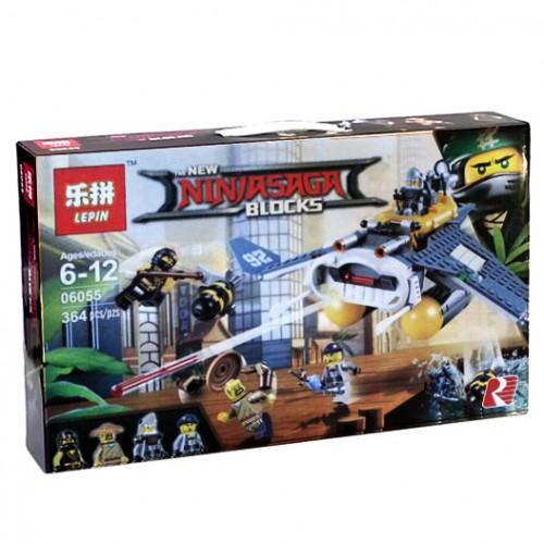 Строител Ninja 364 ел.