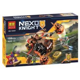 Строител  Nexo Knight 198 ел.