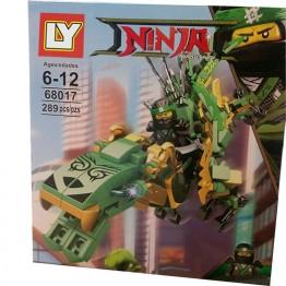 Строител Ninja 289 ел.