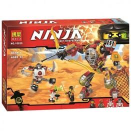 Строител  Ninja 454 ел.
