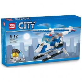Строител хеликоптер 121 ел.