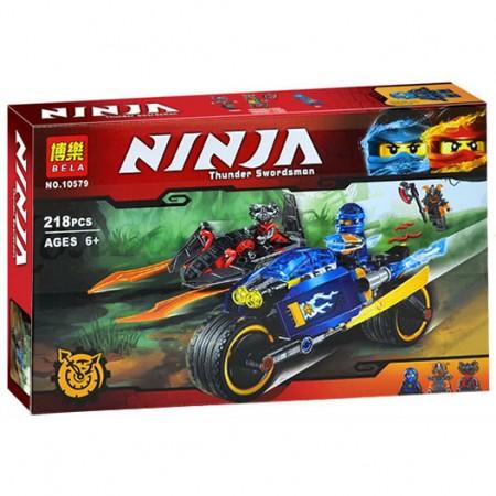 Строител  Ninja 218 ел.