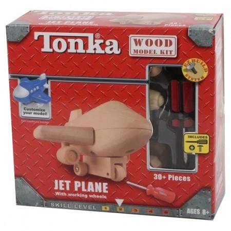 Детски дървен конструктор Tonka