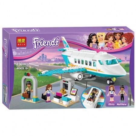 Детски строител самолет