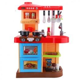 Голяма детска кухня за момчета
