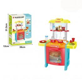 Детска кухня със звук и светлина