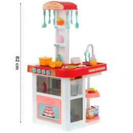 Детска кухня с мивка и аксесоари