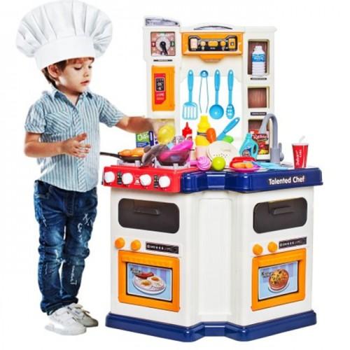 "Кухня с ефект ""пара"""