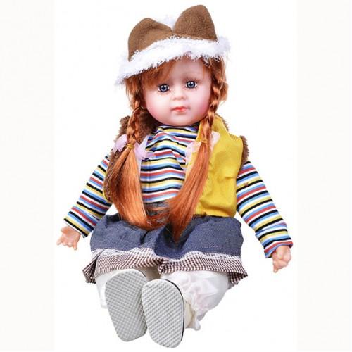 Кукла Мелиса с елече