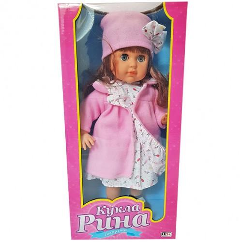 Кукла Рина на български