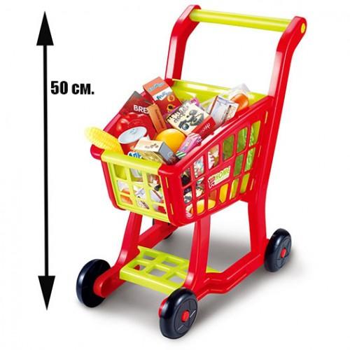 Пазарска количка с 27 аксесоара