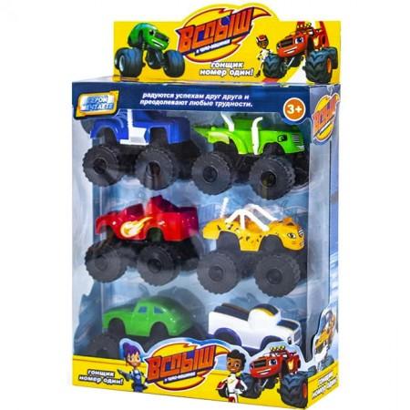 6 коли комплект Blaze