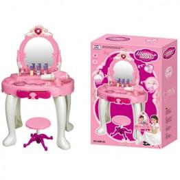 Детска тоалетка със столче