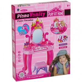 Тоалетка пиано