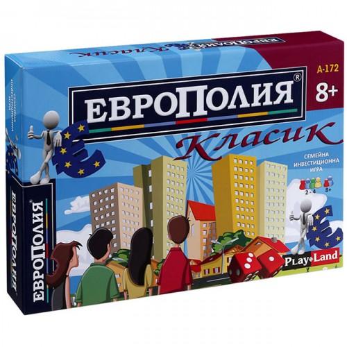 Игра Европолия Класик